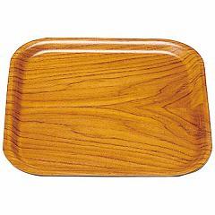 【お盆 トレー 木製】サイトーウッド SAITO WOOD チーク 正角 トレイ No.1007 キッチン用品