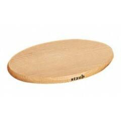 ストウブ 木製マグネットトリベット (楕円) 29cm 40509-375 STAUB キッチン用品