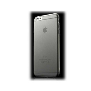【iPhone 6s Plus / iPhone 6 Plus】 iPhone6s Plus / iPhone6 Plus ケース 5.5 inch 超薄型軽量 ハードケースカバー グレー 3