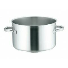 ムヴィエール プロイノックス 半寸胴鍋(蓋無) 5935-24cm MAUVIEL 送料無料 26%OFF キッチン用品