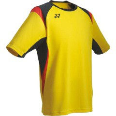 ヨネックス サッカーウェア UNI ゲームシャツ FW1001 [カラー:イエロー] [サイズ:O] #FW1001 YONEX 送料無料 13%OFF