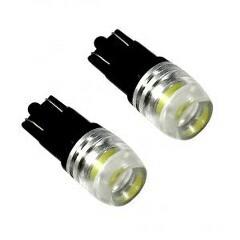 ミラリード MIRAREED 1灯パワーLEDウェッジ球(T10) レンズタイプ #LT13-12 カー用品