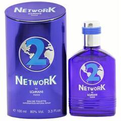 【香水 ロマーニ】LOMANI ネットワーク 2 EDT・SP 100ml 【あす着】香水 フレグランス NETWORK 2