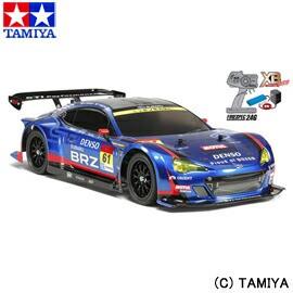 タミヤ TAMIYA 1/10 XB (エキスパート ビルト) No.182 SUBARU BRZ R&D SPORT 2014 Rd.2 富士 (TT-01シャーシTYPE-E) 送料無料 玩具