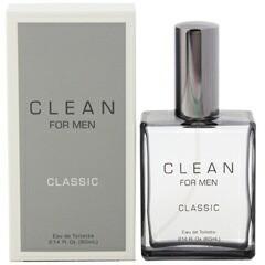 32%OFF 送料無料 【クリーン】クラシック フォーメン オーデトワレ・スプレータイプ 60ml CLEAN 香水 CLEAN FOR MEN CLASSIC
