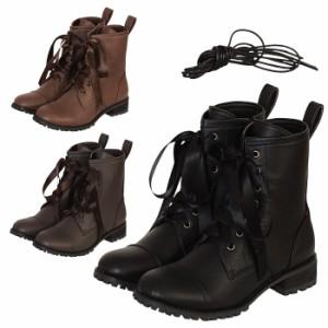 【ゴスロリ ロリィタ 靴】リボンショートブーツ ブーツ パンプス 靴 シューズ コスプレ 22.5〜26.0サイズあり 3色展開 s533