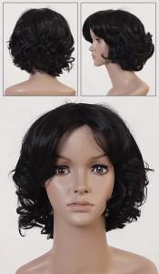 【コスプレ ウィッグ】ウイッグ フルウィッグ 耐熱 wig カラー展開 ゆるふわ ショート コスプレ  w227【dl_bodyline】 衣装
