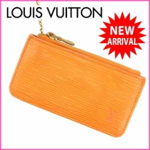 ルイヴィトン Louis Vuitton キーケース エピ レディース 中古 Y415