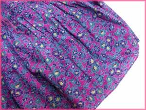 マークバイマークジェイコブス MARC BY MARC JACOBS スカート ティアードフリル レディース 4サイズ フレアーシルエット フラワー柄良品