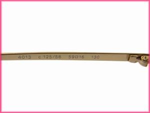 シャネル CHANEL サングラス メンズ可 4013 c.12556 ココマーク [中古] (良品) N163