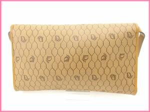 クリスチャン・ディオール Christian Dior ショルダーバッグ  [中古] ヴィンテージ 人気 N170
