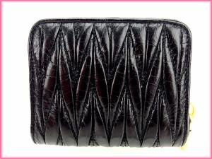 ミュウミュウ miumiu 財布 PORTAFOGLI  [新品] (人気 激安) O019