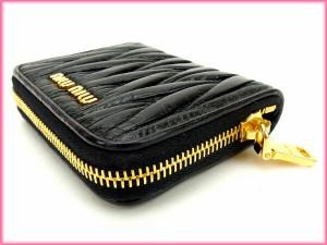 ミュウミュウ miumiu 財布 PORTAFOGLI  [新品] (人気 激安) O018