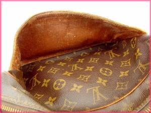 ルイヴィトン Louis Vuitton セカンドバッグ メンズ可 コンピエーニュ M51845 モノグラム (参考定価55000円) [中古] 激安 人気 O109