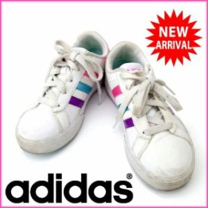 アディダス Adidas スニーカー レディース 中古 R1098