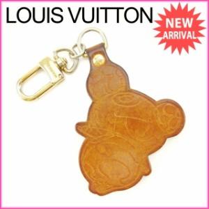 ルイヴィトン Louis Vuitton キーリング 150周年記念限定 M62637 (参考定価19000円) [中古] レア 人気 E820