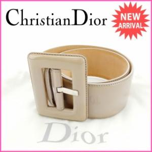 ディオール Dior ベルト レディース 中古 G674