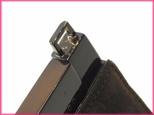 グッチ GUCCI ショルダーバッグ ワンショルダー ミニサイズ レディース スクエアフォルム ロゴ [中古] 激安 セール N239