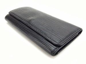 ルイヴィトン Louis Vuitton キーケース 4連 メンズ可 ミュルティクレ4 M63822 エピ (参考定価28350円) [中古] 激安 即納 N280