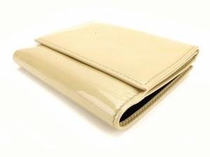 ブルガリ BVLGARI Wホック財布 レディース  [中古] 美品 訳あり N290