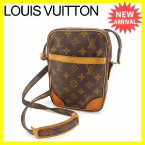 ルイヴィトン Louis Vuitton バッグ ショルダーバッグ モノグラム レディース 中古 D1361