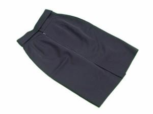 クリスチャンディオール Christian Dior スカート タイト レディース ♯Mサイズ ゴールドボタン [中古] 良品 セール J12593