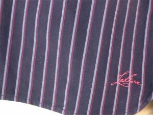 ラディーバ バイ エドウイン LADIVA by EDWIN トップス タンクトップ レディース ♯Sサイズ ストライプ 新品 未使用品【新品】 P587
