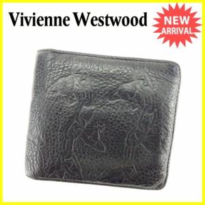 ed21de67daf ヴィヴィアンウエストウッド メンズ 51010009 40151NAPPA VIVIENNE WESTWOOD 二つ折り財布 レディース/ ブラック