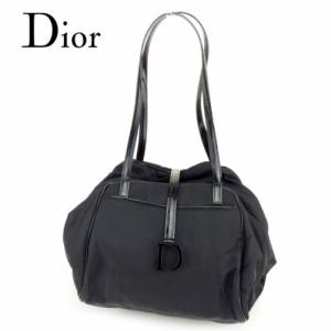 ディオール Dior ショルダーバッグ ワンショルダー レディース メンズ 可 [中古] 人気 セール T6736