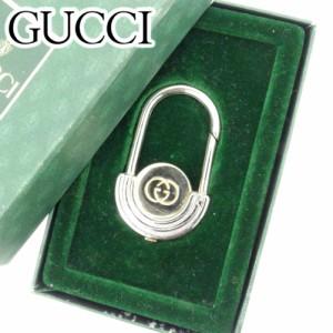 f3254f555e2f ヴィンテージ 【中古】 レディース Gucci グッチ キーリング 可 メンズ グリーン×ゴールド×レッド×シルバー ...