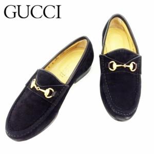 グッチ Gucci ローファー シューズ 靴 レディース 4サイズ ビット金具 [中古] 人気 セール