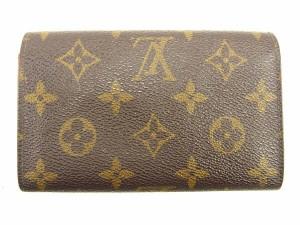 ルイヴィトン Louis Vuitton 財布 L字ファスナー財布 モノグラム レディース メンズ 中古 T110