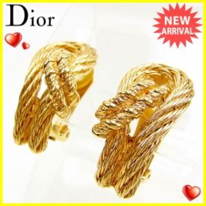 ディオール Dior イヤリング アクセサリー レディース 美品 セール【中古】 T174