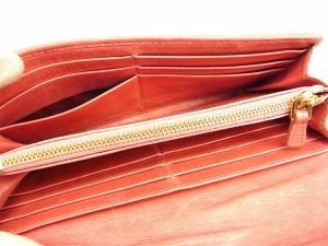 ミュウミュウ miu miu 長財布 ファスナー付き長財布 レディース マテラッセ [中古] 人気 セール J17745