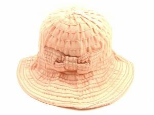 アンテプリマ ANTEPRIMA 帽子 ♯S〜Mサイズ レディース ハット リボン [中古] 良品 セール J17752