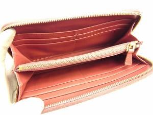 ミュウミュウ miu miu 長財布 ラウンドファスナー レディース クロコダイル調 人気 セール【中古】 T353