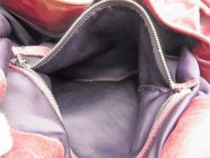 ミュウミュウ miu miu トートバッグ ショルダーバッグ レディース RR1446 タック入り [中古] 美品 セール J17800