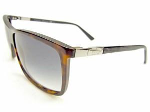 グッチ GUCCI サングラス メガネ メンズ可 サイドロゴ入り GG1641S フルリム [中古] 美品 セール J17804