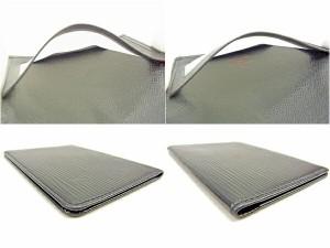 ルイ ヴィトン Louis Vuitton 定期入れ パスケース メンズ可 ポルト2カルトヴェルティカル M63202 エピ [中古] 良品 セール J17810