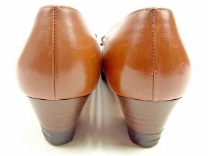 サルヴァトーレ フェラガモ Salvatore Ferragamo パンプス シューズ 靴 レディース ♯7C ヴァラリボン [中古] 人気 セール J17839