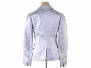 ルイ ヴィトン Louis Vuitton ジャケット ビッグボタン レディース ♯34サイズ テーラード [中古] 人気 セール J17845