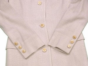 セリーヌ CELINE スーツ ジャケット スカート レディース ♯36サイズ マカダムボタン [中古] 人気 セール J17864