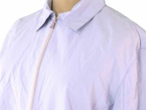 プラダ PRADA ジャケット シャツ レディース メンズ 可 ♯Sサイズ シングルZIP 人気 セール【中古】 T628