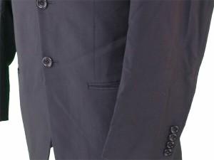 アルマーニ コレツィオーニ ARMANI COLLEZIONI ジャケット 2つボタン メンズ テーラード 人気 セール【中古】 T702