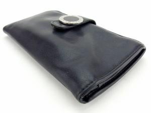 ブルガリ BVLGARI 長財布 ファスナー付き長財布 男女兼用 ブルガリブルガリ [中古] 人気 セール J12586