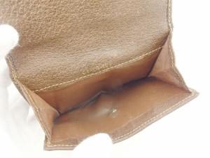 グッチ GUCCI Wホック財布 二つ折り財布 男女兼用 GGプラス [中古] 人気 セール J12590