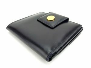 ブルガリ BVLGARI Wホック財布 二つ折り財布 レディース ブルガリブルガリ [中古] 良品 セール L971