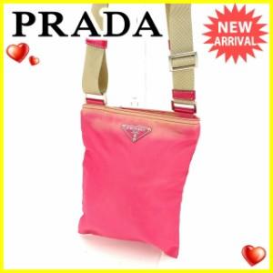 プラダ Prada バッグ ショルダーバッグ レディース 中古 S288