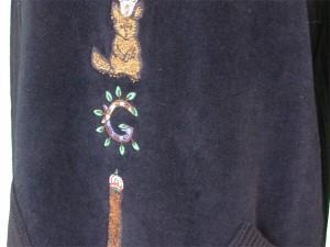 アンドレ ゲキエール ANDRE GHEKIERE ワンピース セーター レディース メンズ 可 ♯40サイズ ニット タートル 訳あり 【中古】 T2464
