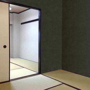 壁デコステッカー2.5m 黒漆喰 KABE-15  [01]